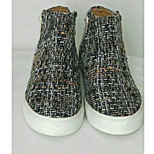 Esprit Tweed Ankle Booties Sneakers